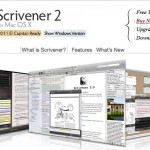 Macで小説!Scrivenerはワナビの最終兵器だ!